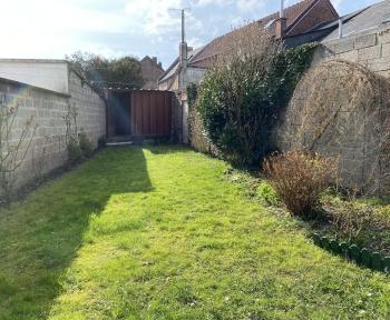 Location Maison avec jardin 4 pièces Frévent (62270) - RUE DE DOULLENS